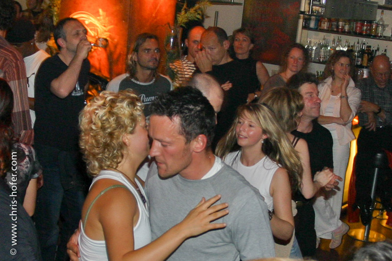 Salsa Club Salzburg im Republic Cafe, 2004-05-06, Foto: Chris Hofer