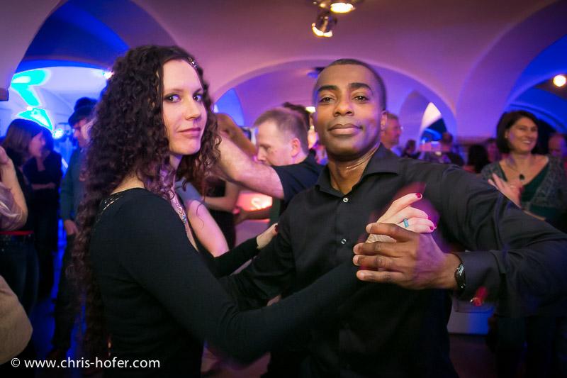 Salsaparty des Salsa Club Salzburg im Schauspielhaus, 2013-01-11; Foto: Chris Hofer
