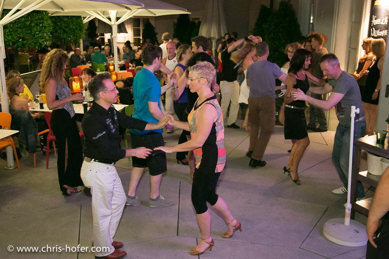 Noche Havana - Salsa Club Salzburg, Stadtcafe, 2013-06-21; Foto: Chris Hofer