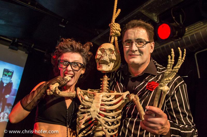 Halloween Salsaparty Salsa Club Salzburg im Jazzit, 2013-10-31; Foto: Chris Hofer, www.chris-hofer.com