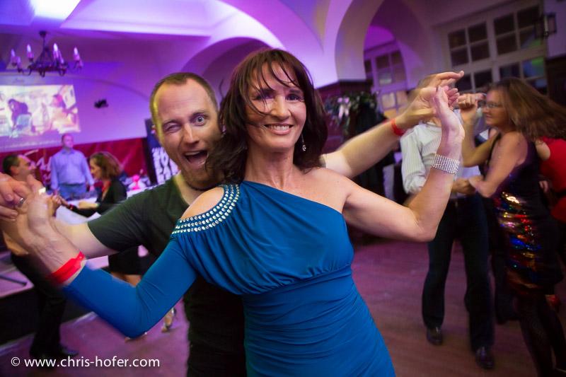 Silvester Salsaparty Salsa.Salud 2014 des Salsa Club Salzburg im Stieglkeller , 2014-01-01; Foto: Chris Hofer