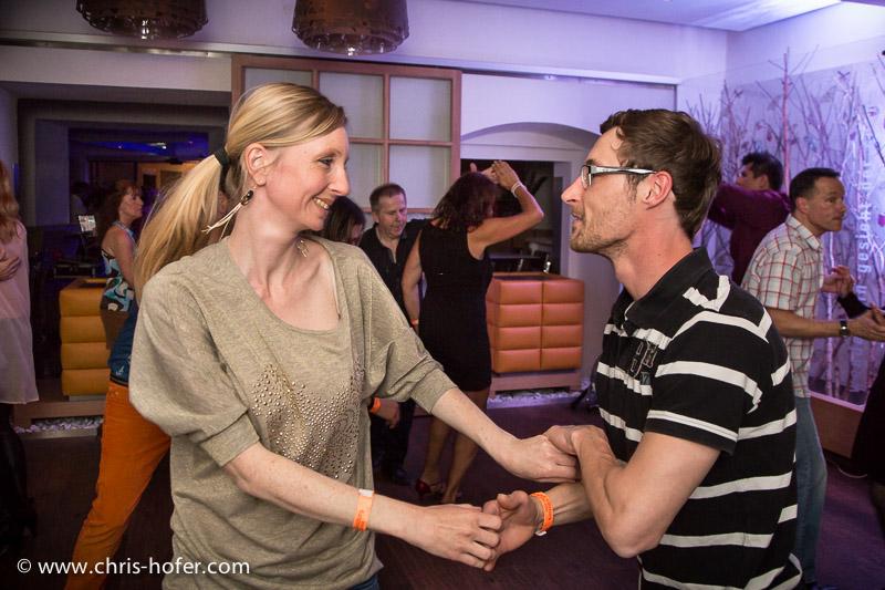Noche Havana im Stadtcafe Salzburg, 2014-04-04; Foto: Chris Hofer