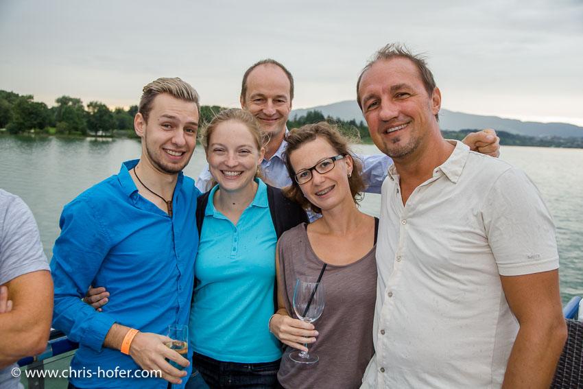 Salsaschifffahrt Mondsee Salsa Club Salzburg, 2014-08-09, Foto: Chris Hofer