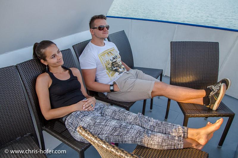 Salsaschifffahrt Mondsee, 2015-06-13, Foto: Chris Hofer
