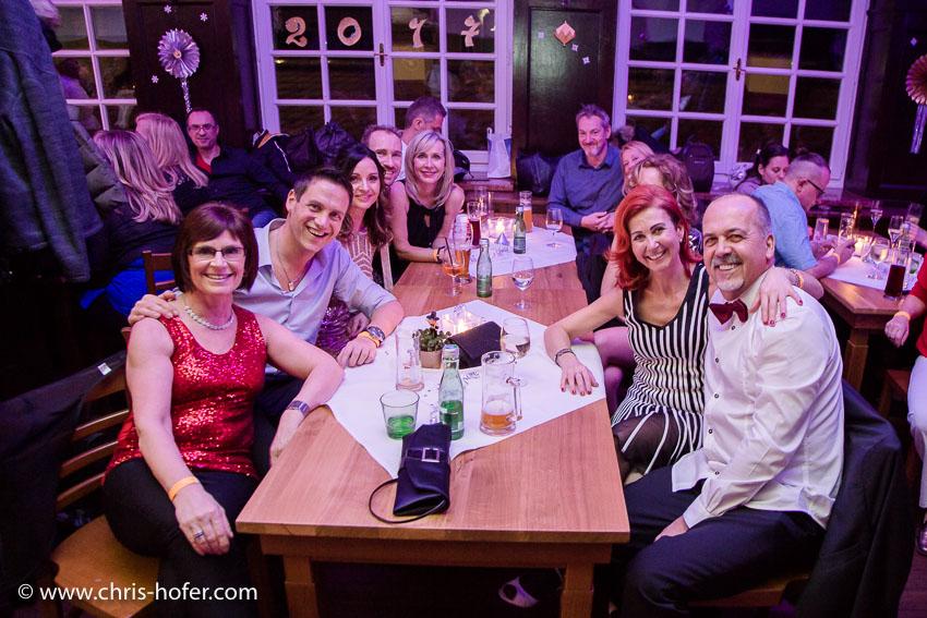 Silvesterparty Salsa Salud 2017 Salsa Club Salzburg Stieglkeller 31.12.2016 Foto: Chris Hofer Fotografie & Film