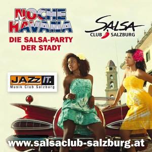 Salsa Salzburg - Noche Havana Jazzit