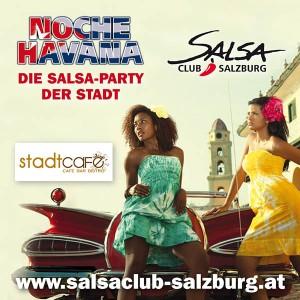 Salsa Salzburg - Noche Havana Stadtcafe