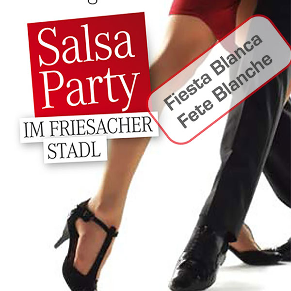 "2016-06-20 SalsaParty im Friesacher Stadl ""Fiesta Blanca"""