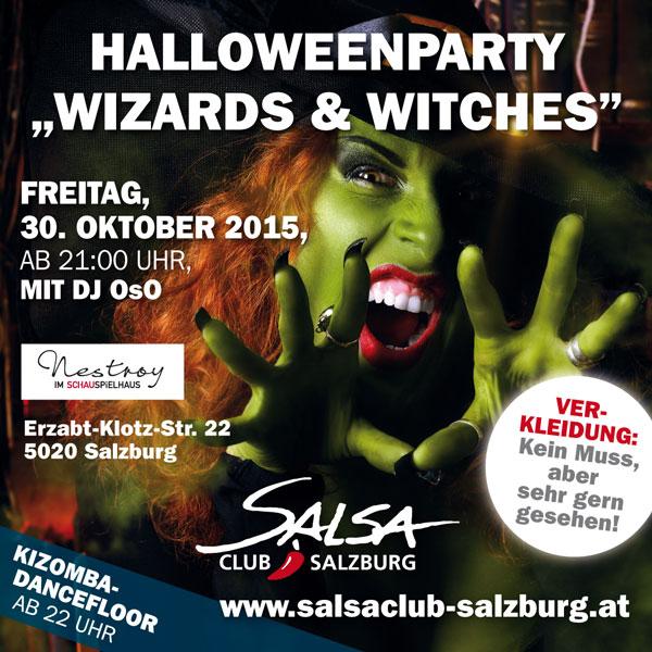 2015-10-30 Noche Havana - Halloween Special