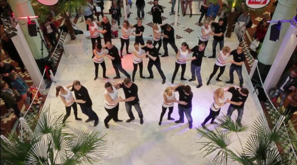 Filmproduktion :: Tanzperformance Salsa Club Salzburg