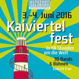Salsa Kaiviertelfest Salzburg 2016