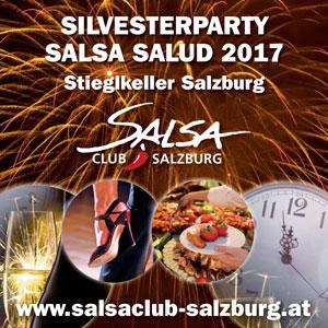 Silvester Salsa Salzburg