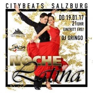 Salsa Salzburg Noche Latina City Beats