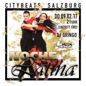 Noche Latina City Beats Salsa Salzburg