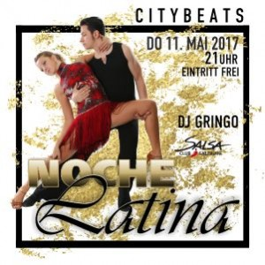 Noche Latina 2017-05-11 Salsa Club Salzburg