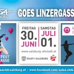 Salsa Club Salzburg goes Linzergassenfest 2017