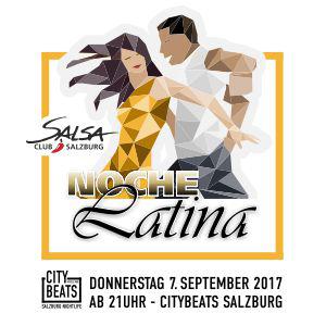 Noche Latina City Beats 09-2017