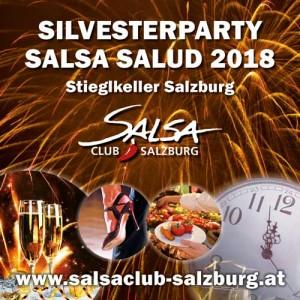 Silvesterparty Salsa Salzburg 2017