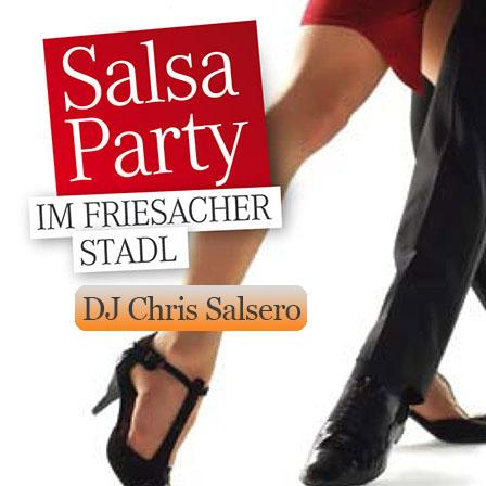 Salsaparty Friesacher
