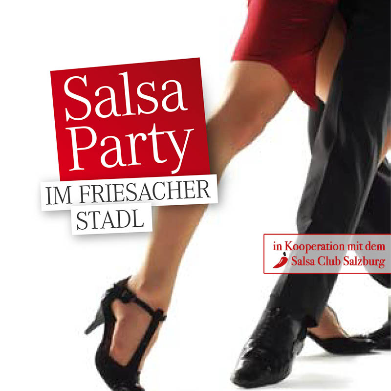 Friesacher Stadl SalsaParty